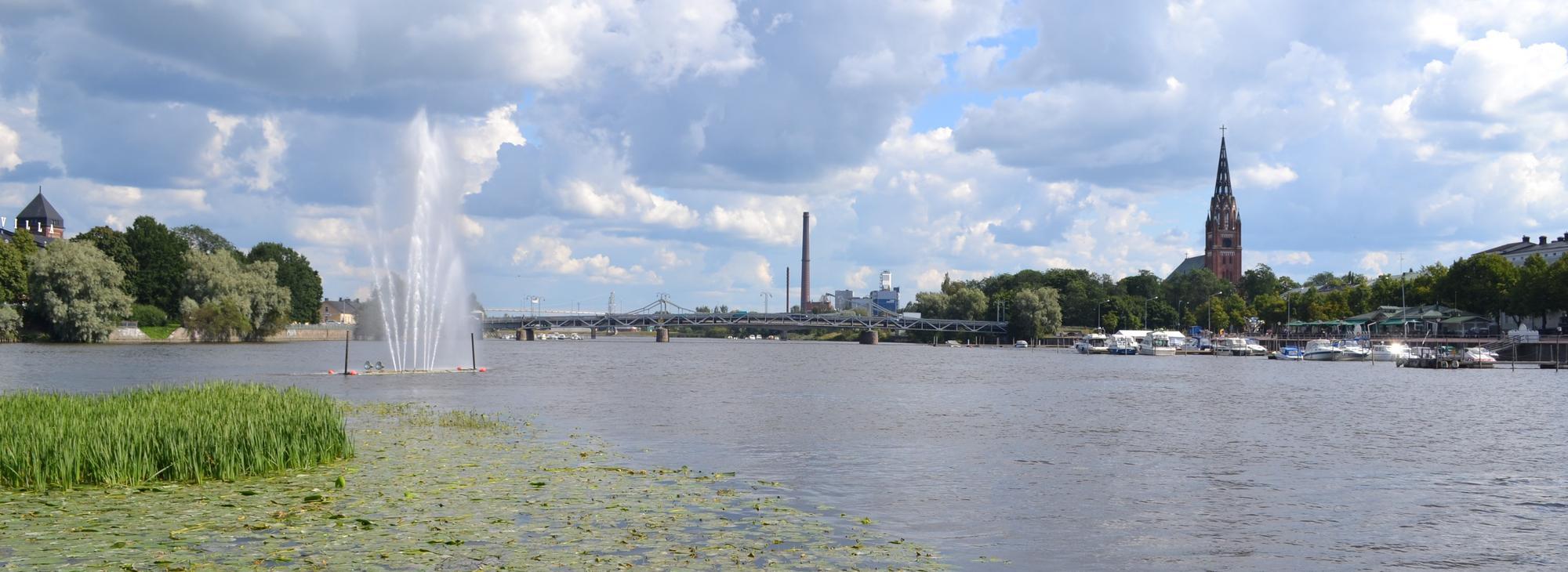 Kokemäenjoen äärellä – näkökulmia joen tulevaisuuteen